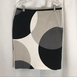 New York Company Stretchy Slimming Skirt